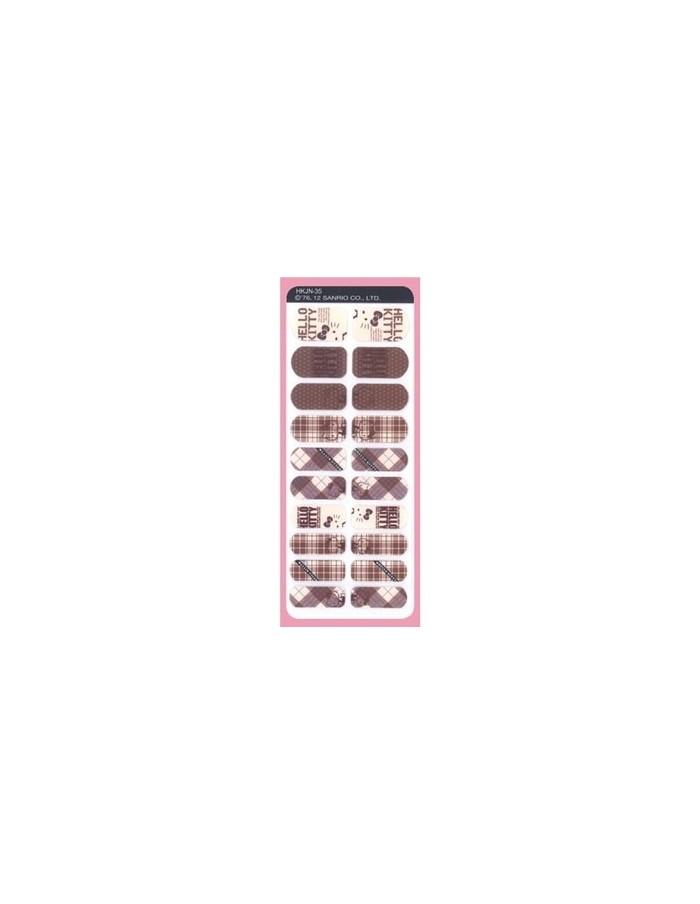 [ Nail Wrap ] Hello Kitty - Nail Skin Sticker Ver 8