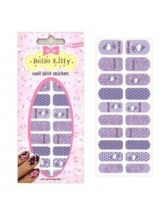 [ Nail Wrap ] Hello Kitty - Nail Skin Sticker Ver 10