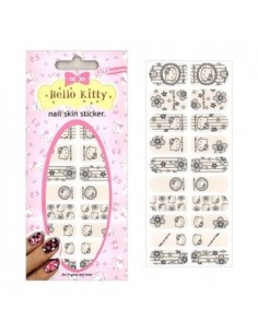 [ Nail Wrap ] Hello Kitty - Nail Skin Sticker Ver 12