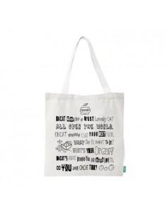 [2PM TAEC YEON - OKCATMALL] OKCAT Ecobag Ver.2 ( 2Kinds ) (Pre-Order)