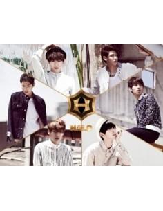 HALO 1st Single Album - 38℃ CD