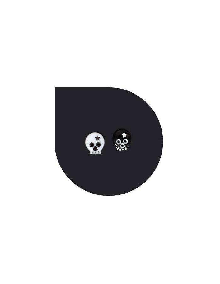 [ Nail Decoration ] Petit Skull