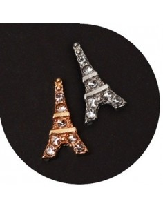 [ Nail Decoration ] Eiffel Tower