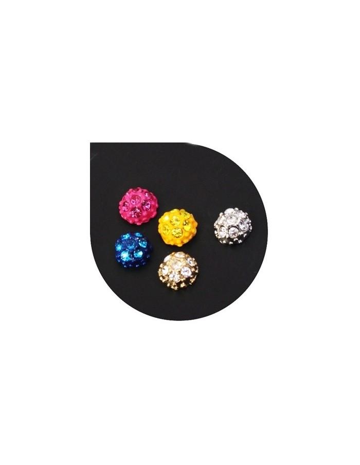 [ Nail Decoration ] Stone Ball