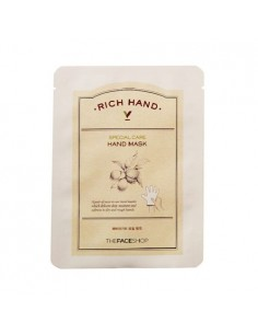 [Thefaceshop] Rich Hand V Special Care Hand Mask