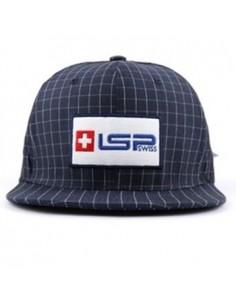 [Cap355] Land Scape Check Snapback