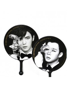 [JYJ Official] 2013 JYJ TOKYO DOME Concert Official Goods : Official  FAN ( 2Kinds )