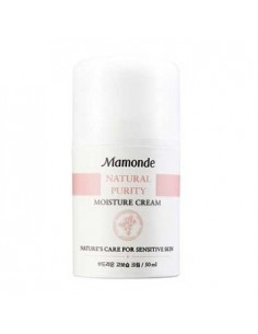 [Mamonde] Natural Purity Moisture Cream 50ml