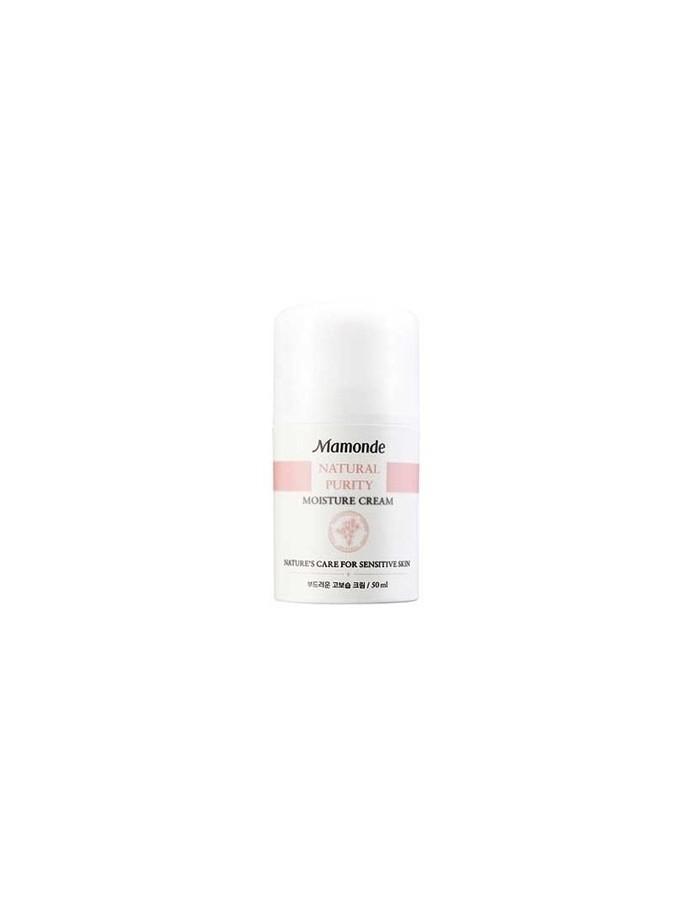 [Mamonde] Natural Purity Moisture Cream 50ml