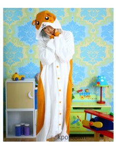SHINEE Animal Pajamas - Hamtori