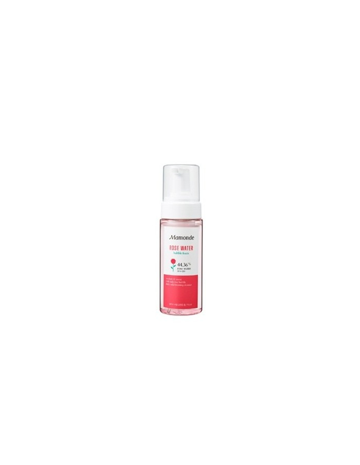 [Mamonde] Rose Water Bubble Cleansing Foam 150ml