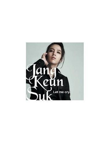 Jang Keun Suk Japanese Single Album Let Me Cry CD