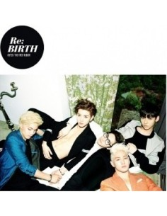 NU'EST The First Album - Re:BIRTH CD + Poster