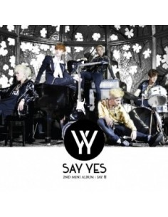 Say yes 2nd Mini Album - SAY 好(호) CD + Poster