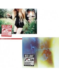 f(x) FX 3rd Album vol 3  - RED Light CD + Poster [A Type]