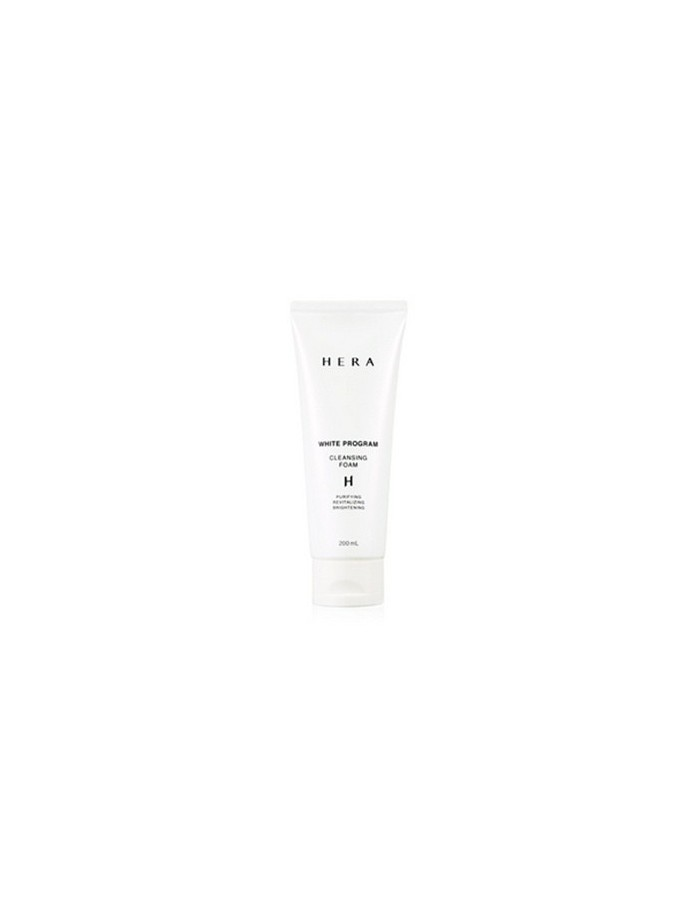 [HERA] White Program Cleansing Foam 200ml