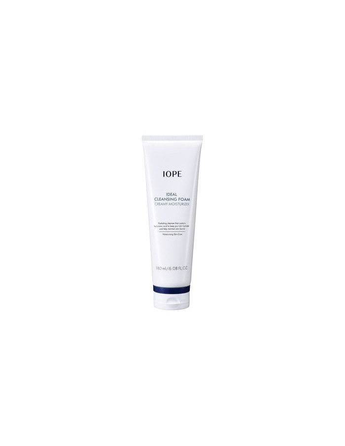 [ IOPE ] Ideal Cleansing Creamy Moisturizer 180ml