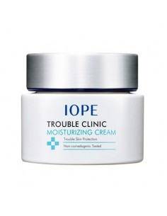 [ IOPE ] Trouble Clinic Moisturizing Cream 50ml