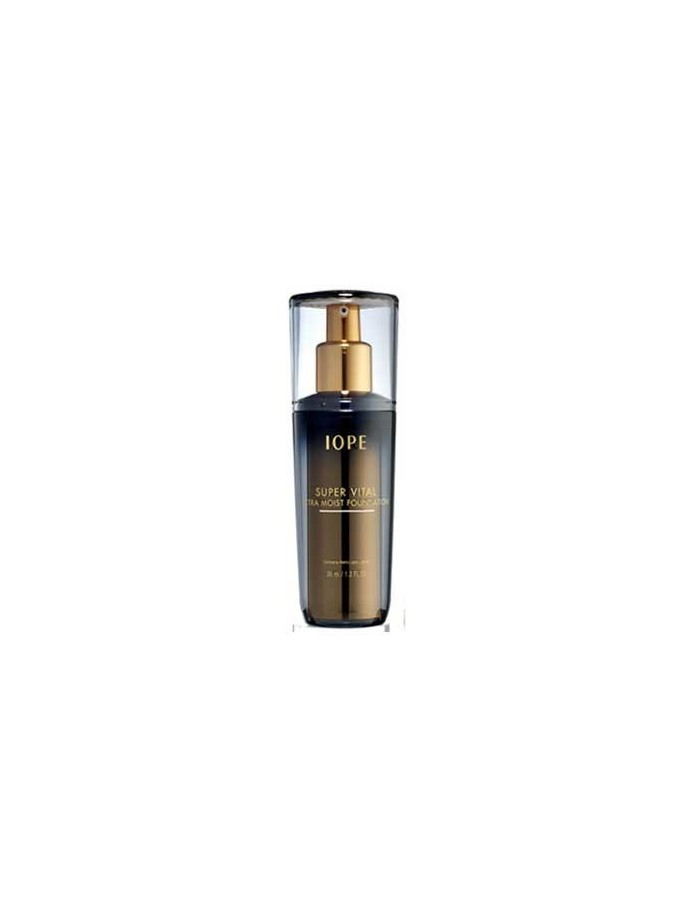 [ IOPE ] Super Vital Extra Moist Foundation 35ml  SPF12 / PA+