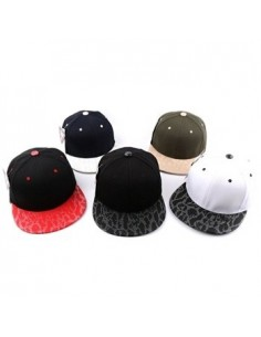 [Cap357] Unique Buckle Snapback