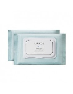 [LIRIKOS] Marine Deep Cleansing Tissue 30Sheets*2