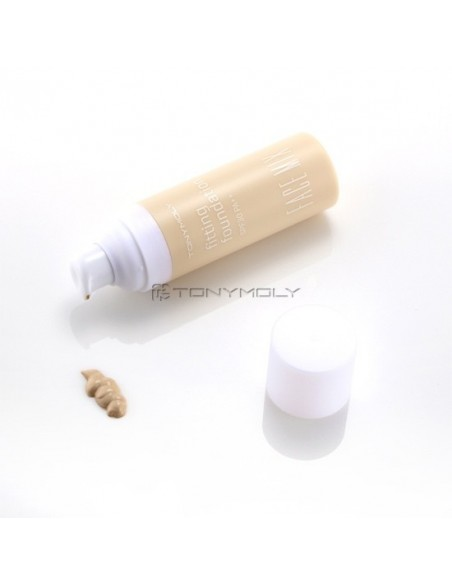 [TONYMOLY] Face Mix Fitting Foundation SPF30/PA++ 35ml ( 2Colors )