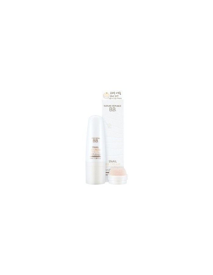 [ Natrure Republic ] Snail BB Cream SPF30 PA++ 40ml