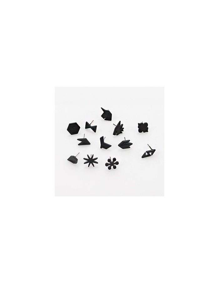 [EX204] EXO Style New Emblem Earring