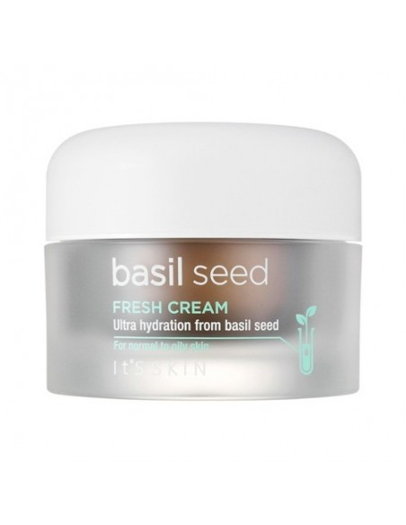 [ IT'S SKIN ] Basil Seed Fresh Cream 50ml