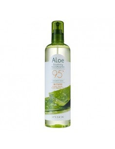 [ IT'S SKIN ] ALOE SOOTHING FACE&BODY MIST 95% 400ml