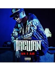 TAEWAN Mini Album - As I Am CD