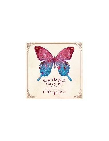 Gavy Nj Mini Album Vol. 2 Butterfly Effect CD