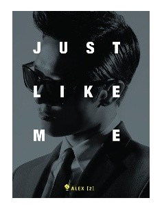 Alex 2nd Album Just Like me CD