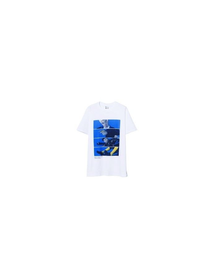 [ YG Official Goods ] M.V Clip T-Shirts - GD & TOP Knock Out