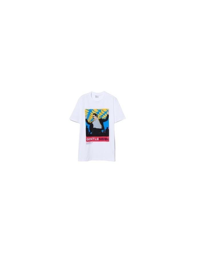 [ YG Official Goods ] M.V Clip T-Shirts - PSY Gentleman