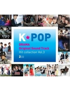 K-POP DRAMA O.S.T HIT COLLECTION VOL. 3 (2CD)