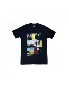 [ YG Official Goods ] M.V Clip T-Shirts - BIGBANG BLUE