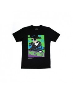 [ YG Official Goods ] M.V Clip T-Shirts - G-DRAGON MICHI GO