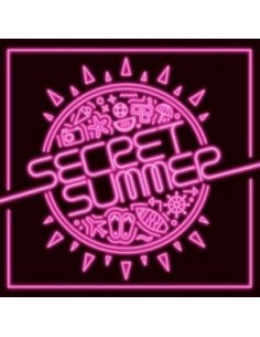 Secret 5th Mini Album - SECRET SUMMER - B TYPE CD + Poster