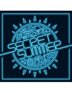 Secret 5th Mini Album - SECRET SUMMER - A TYPE CD + Poster