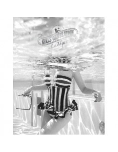 Girl's Generation SNSD in Las Vegas - Photobook + DVD + coaster + Poster