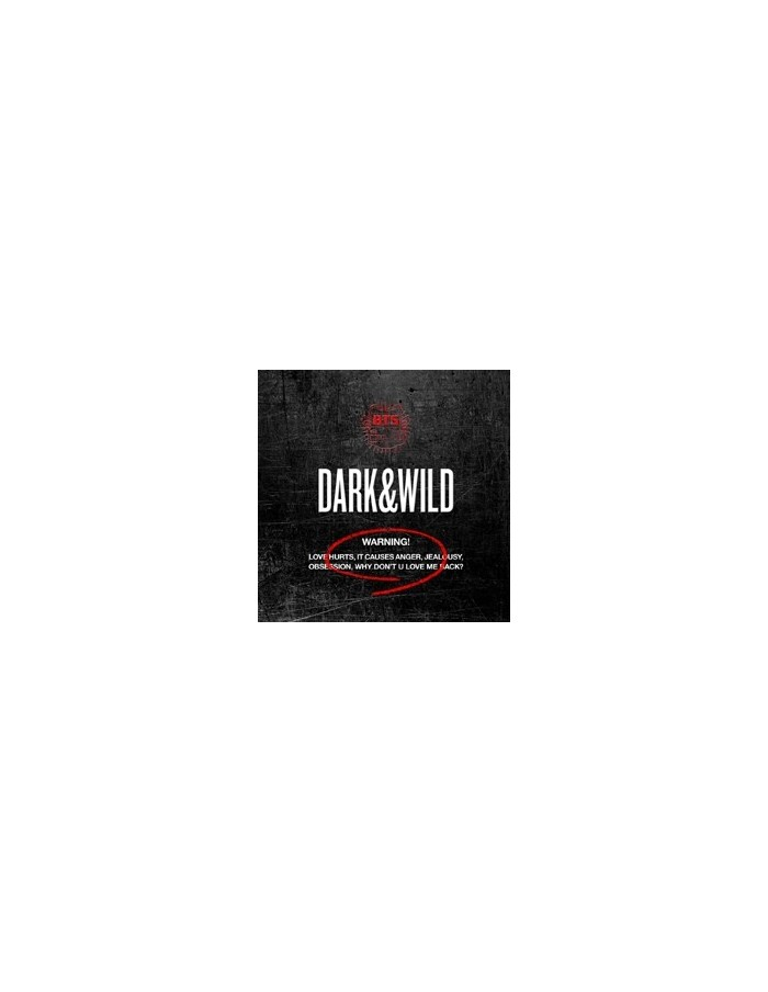 방탄소년단 BTS 1st  Album  Vol 1 - Dark & Wild CD
