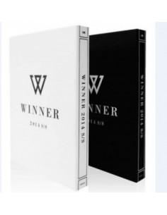 WINNER DEBUT ALBUM - 2014 S/S - Limited EDITION CD + Poster + Photobook + Polaroid