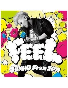 2PM JUNHO Japan Solo Album - Feel CD