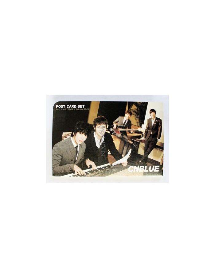 CNLL Postcard Set : 12 postcards + 3 Stickers Ver 3