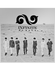 INFINITE 2nd album Repackage  - Be Back CD + Poster First Limited Edition Special Photo Book + Random Card 1pcs On Pac
