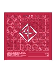Four Men 4th Album The Artist CD