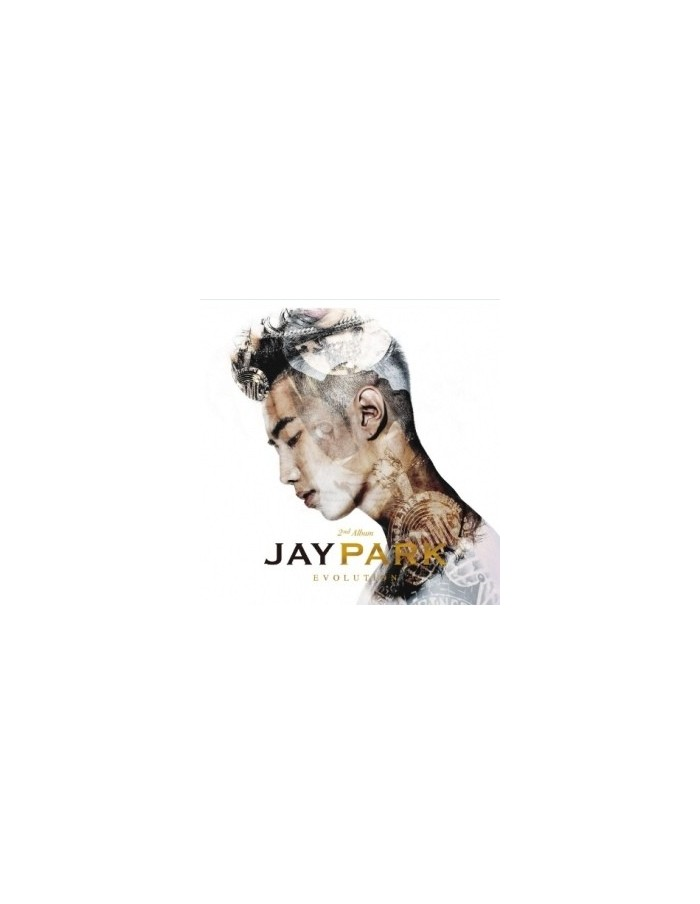 JAY PARK Park Jaebeom 2nd Album VOL 2 - EVOLUTION CD + Poster