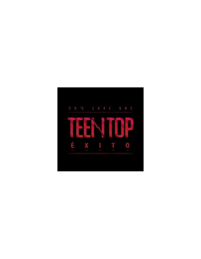 Teen Top Album - TEEN TOP ÉXITO CD + Photobook + Poster