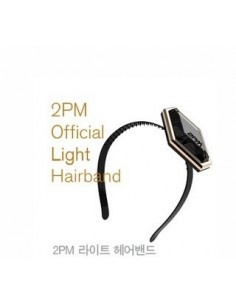 2PM official light Hairband